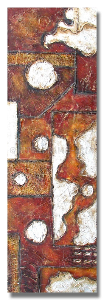 AB-1202 - Painting On Canvas at INTERFRAME-ASIA