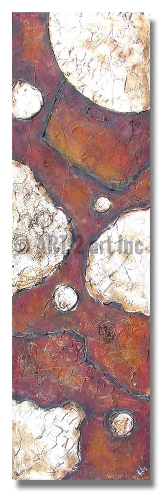 AB-1203 - Painting On Canvas at INTERFRAME-ASIA