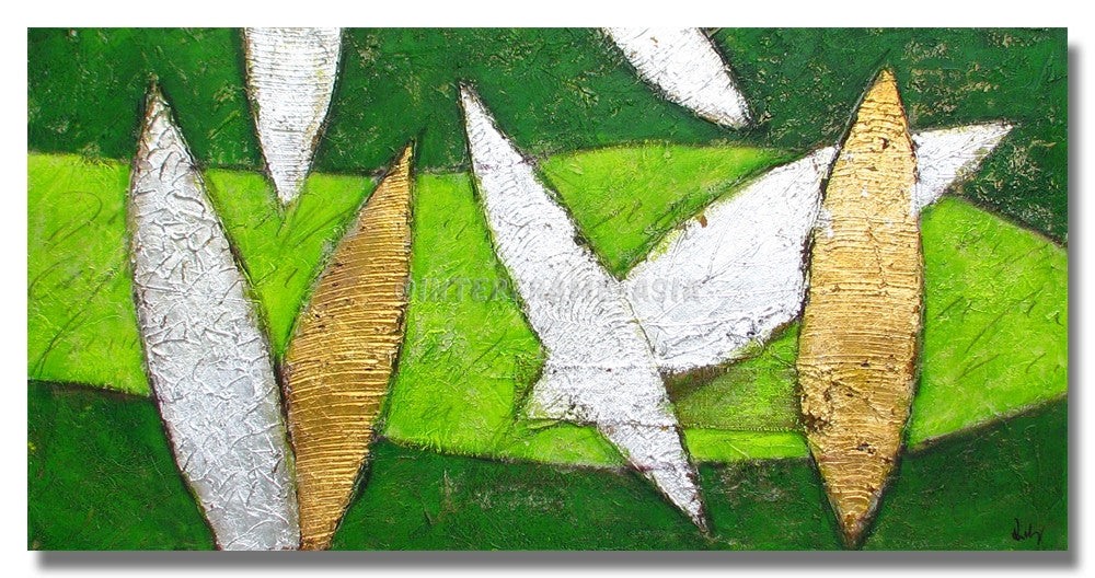 AB-1207 - Painting On Canvas at INTERFRAME-ASIA