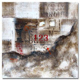 AB-1211 - Painting On Canvas at INTERFRAME-ASIA