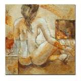 AB-1284 - Painting On Canvas at INTERFRAME-ASIA