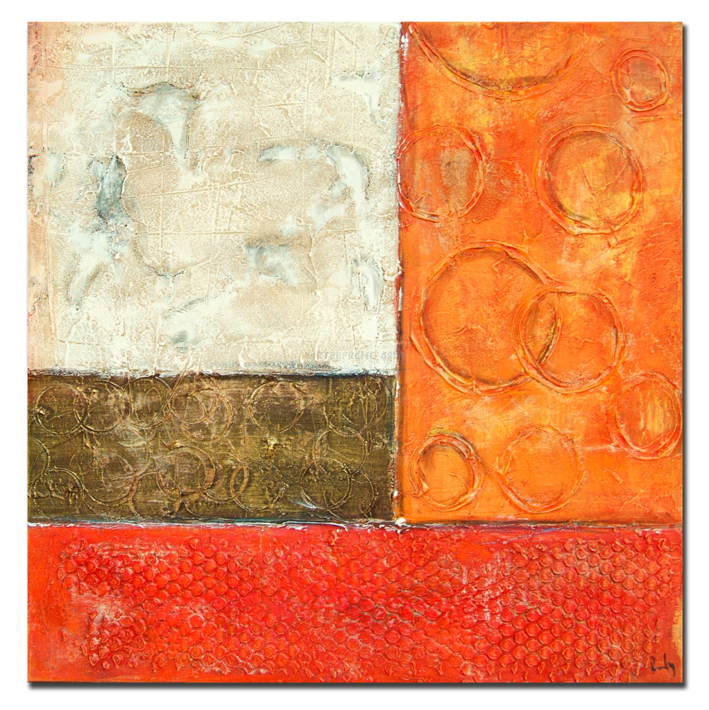 AB-1287 - Painting On Canvas at INTERFRAME-ASIA
