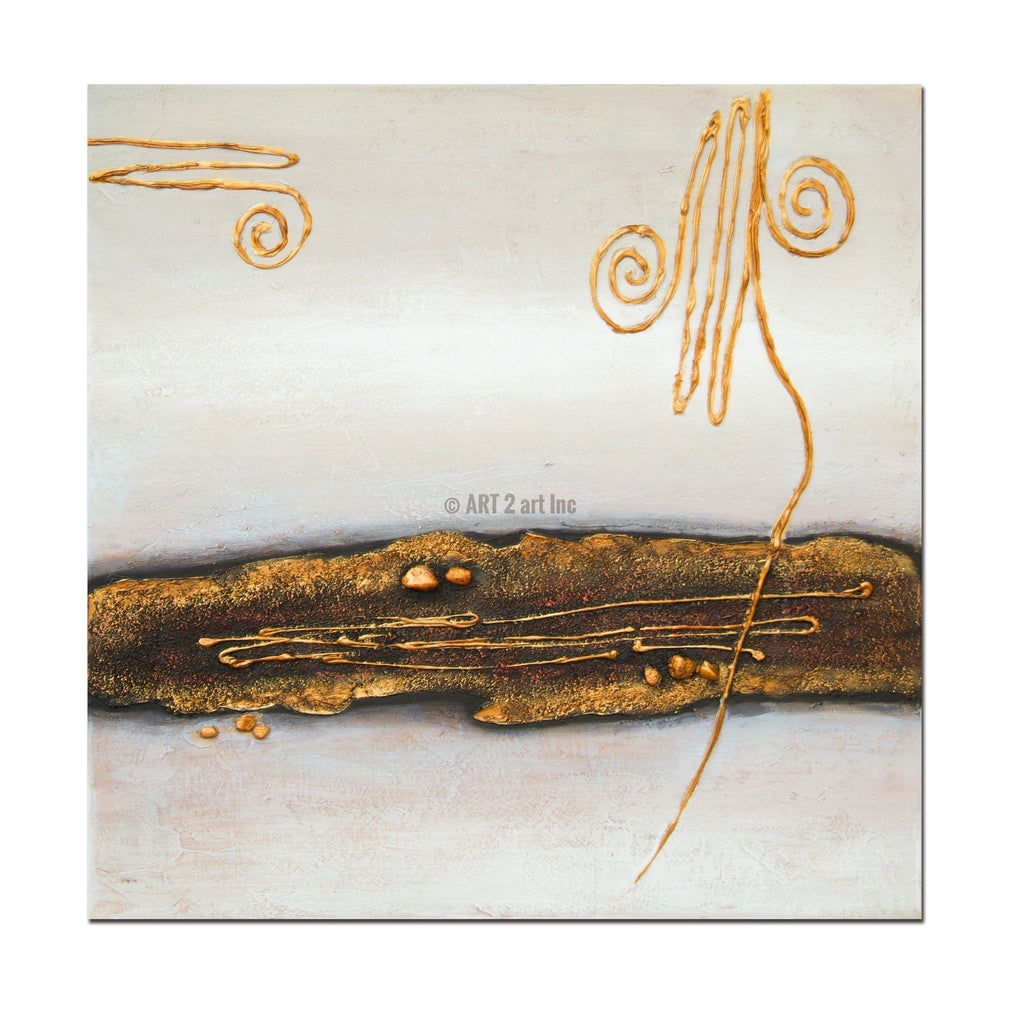 AB-1300 - Painting On Canvas at INTERFRAME-ASIA