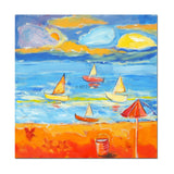 AB-1305 - Painting On Canvas at INTERFRAME-ASIA
