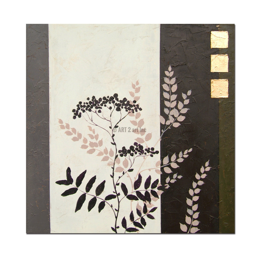 AB-1308 - Painting On Canvas at INTERFRAME-ASIA
