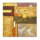 AB-1327 - Painting On Canvas at INTERFRAME-ASIA