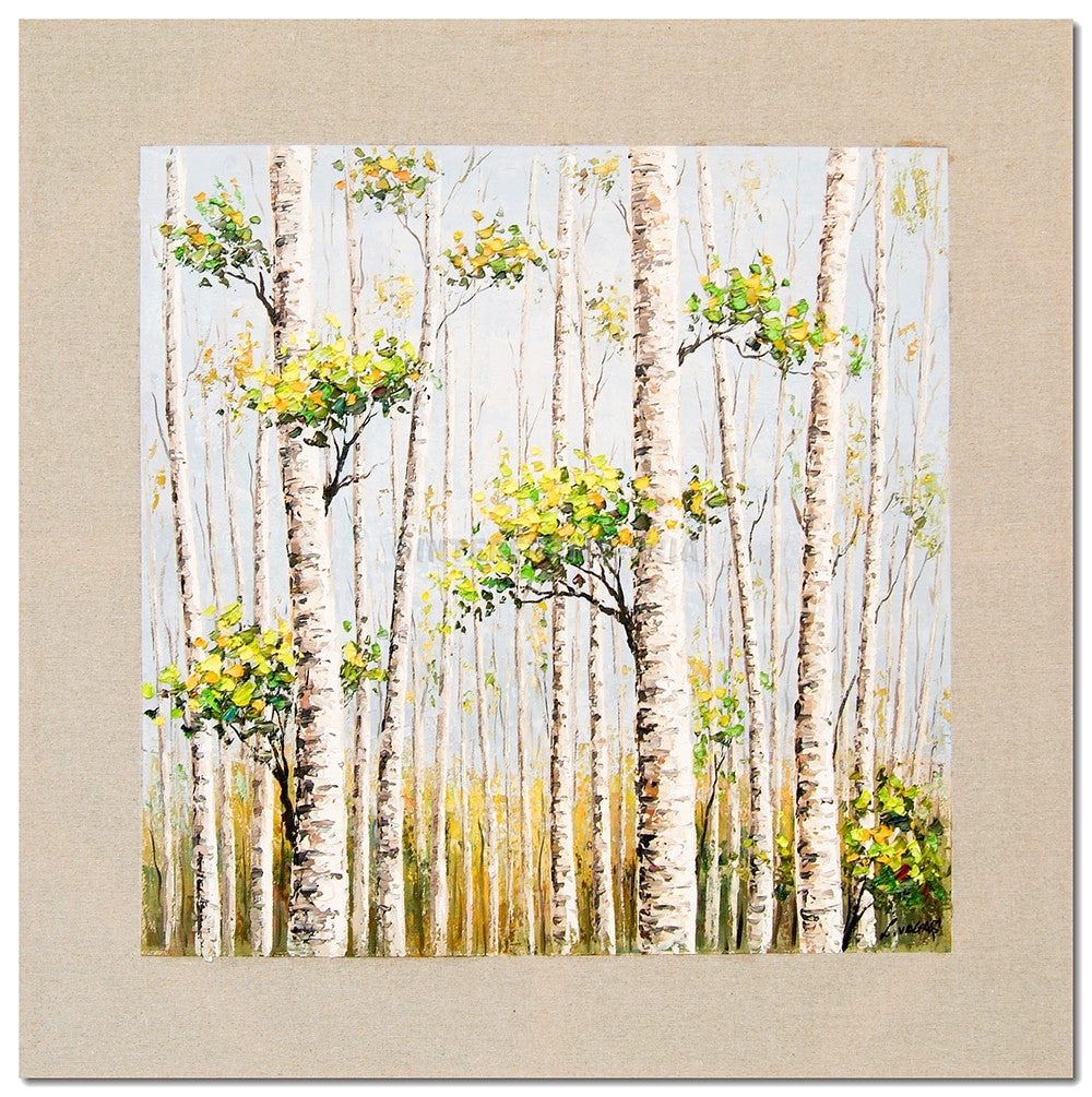 AB-1340 - Painting On Canvas at INTERFRAME-ASIA