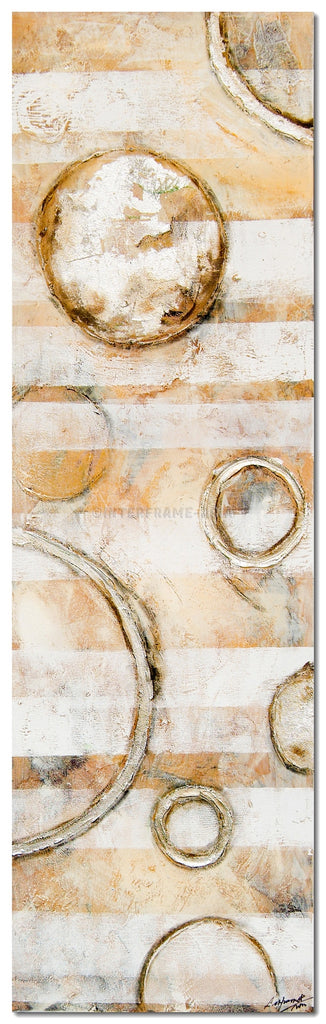 AB-1402 - Painting On Canvas at INTERFRAME-ASIA