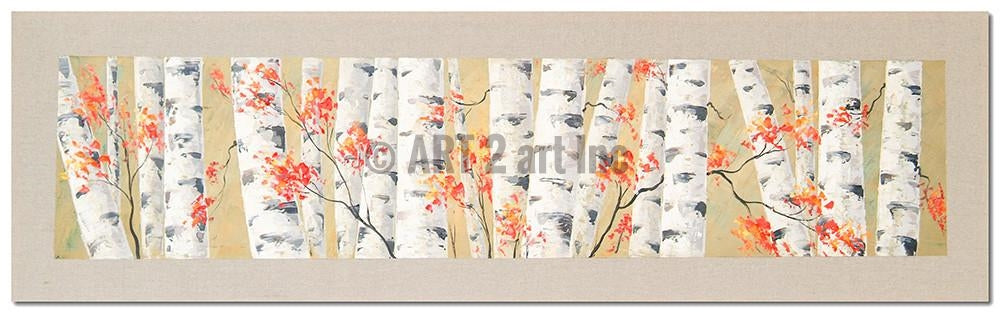 AB-1412 - Painting On Canvas at INTERFRAME-ASIA
