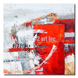 Original Abstract Painting Art -