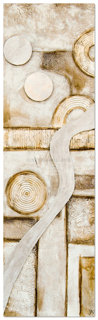 AB-1617 - Wooden Artwork at INTERFRAME-ASIA