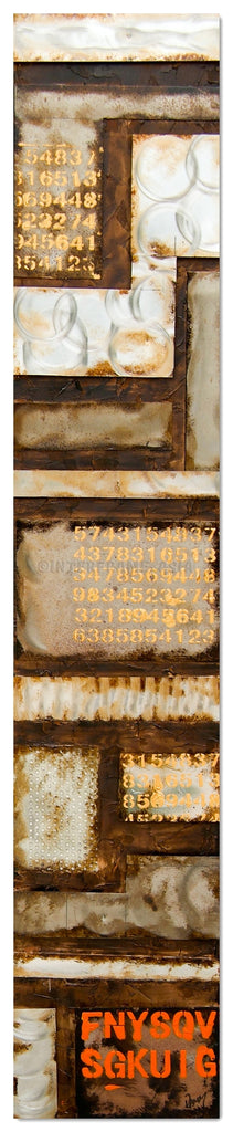 AB-1827 - Wooden Artwork at INTERFRAME-ASIA