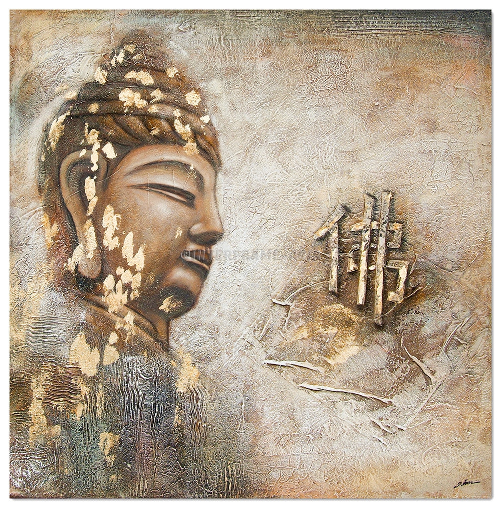 AB-1912 - Painting On Canvas at INTERFRAME-ASIA