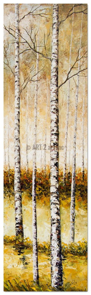 AB-1919 - Painting On Canvas at INTERFRAME-ASIA