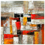 AB-1964 - Painting On Canvas at INTERFRAME-ASIA