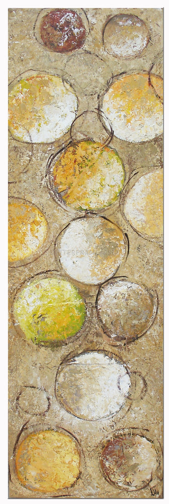 AB-1988 - Painting On Canvas at INTERFRAME-ASIA