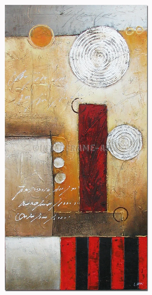 AB-1994 - Painting On Canvas at INTERFRAME-ASIA
