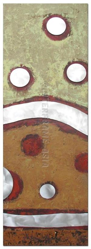 AB-2106 - Wooden Artwork at INTERFRAME-ASIA
