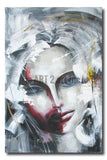 Serena - Painting On Canvas at INTERFRAME-ASIA