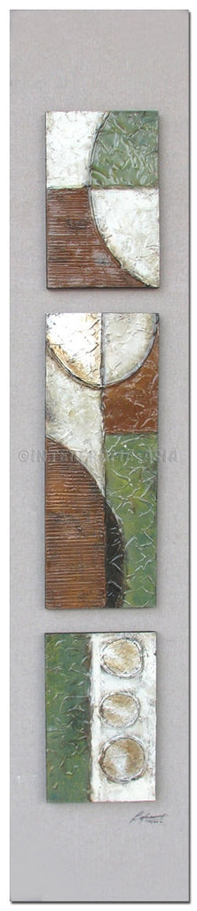 AB-2198 - Wooden Artwork at INTERFRAME-ASIA