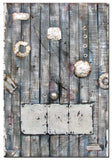 AB-2310 - Wooden Artwork at INTERFRAME-ASIA