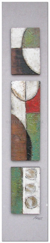 AB-2440 - Wooden Artwork at INTERFRAME-ASIA