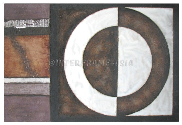 AB-2626 - Wooden Artwork at INTERFRAME-ASIA