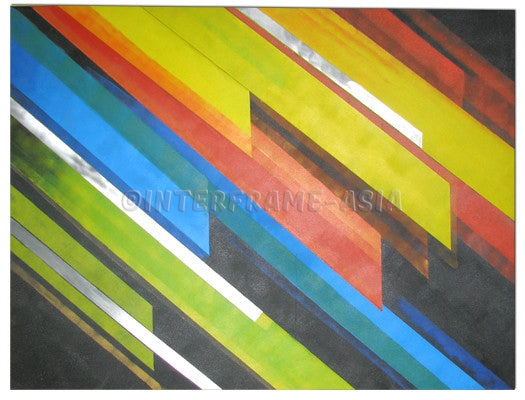 AB-2715 - Wooden Artwork at INTERFRAME-ASIA