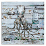 AB-2932 - Wooden Artwork at INTERFRAME-ASIA