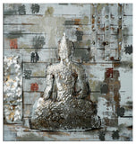 AB-3302 - Wooden Artwork at INTERFRAME-ASIA