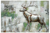 AB-4208 - Wooden Artwork at INTERFRAME-ASIA