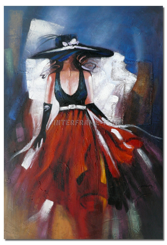 AB-4312 - Painting On Canvas at INTERFRAME-ASIA