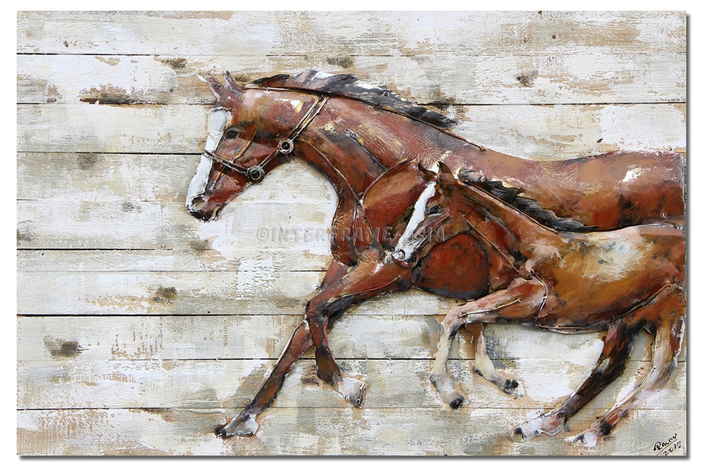 AB-4748 - Wooden Artwork at INTERFRAME-ASIA