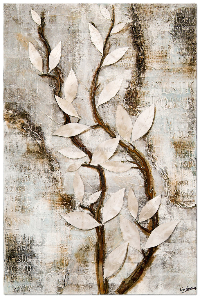 ABS-1670 - Wooden Artwork at INTERFRAME-ASIA
