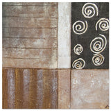ABS-1786- - Wooden Artwork at INTERFRAME-ASIA