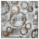 ABS-2518- - Wooden Artwork at INTERFRAME-ASIA