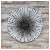 ABS-6041 - Wooden Artwork at INTERFRAME-ASIA