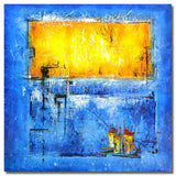 BE-016507 - Painting On Canvas at INTERFRAME-ASIA