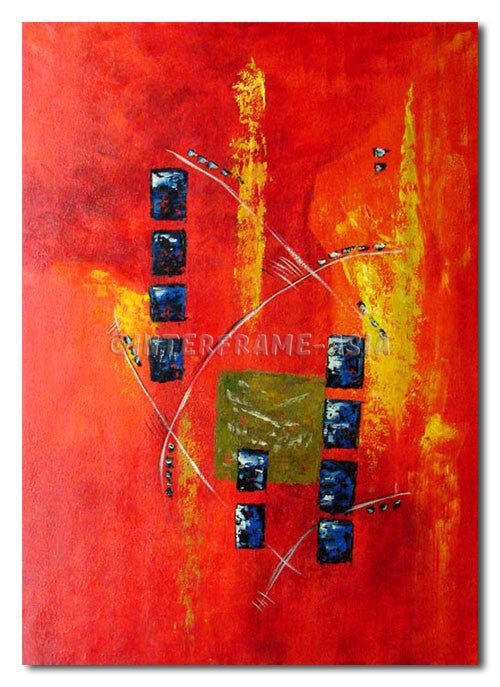 Gold Canvas - Painting On Canvas at INTERFRAME-ASIA