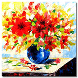 BI-0018B07 - Painting On Canvas at INTERFRAME-ASIA