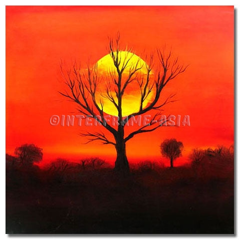 BI-0078B07 - Painting On Canvas at INTERFRAME-ASIA