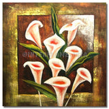 BI-0219A07 - Painting On Canvas at INTERFRAME-ASIA