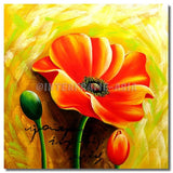 BI-105707 - Painting On Canvas at INTERFRAME-ASIA