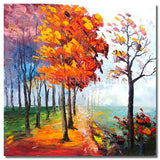 BI-153407 - Painting On Canvas at INTERFRAME-ASIA