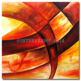 BI-213607 - Painting On Canvas at INTERFRAME-ASIA
