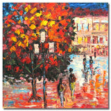 BI-401907 - Painting On Canvas at INTERFRAME-ASIA