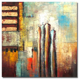 BI-406307 - Painting On Canvas at INTERFRAME-ASIA