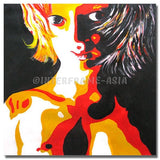 BI-406407 - Painting On Canvas at INTERFRAME-ASIA