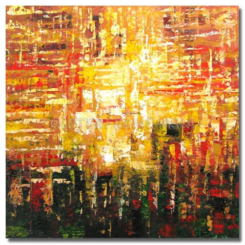 BI-408707 - Painting On Canvas at INTERFRAME-ASIA