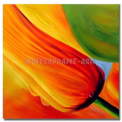 BI-409207 - Painting On Canvas at INTERFRAME-ASIA